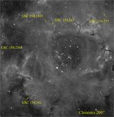 Steve Cannistra, Hydrogen Alpha Images