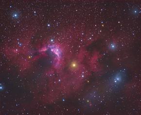 Cave Nebulae