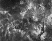 Cygnus Widefield Mosaic