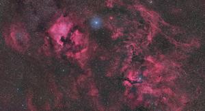 Cygnus Mosaic