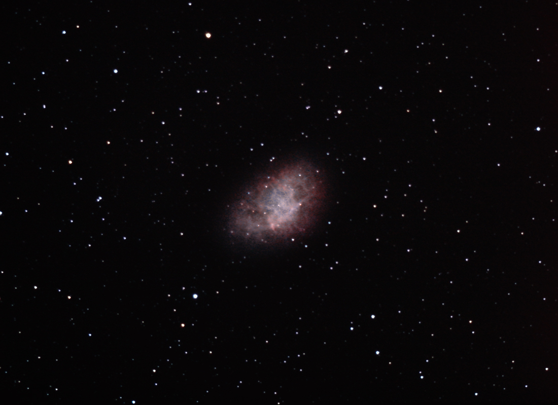 distance to the crab nebula - photo #38