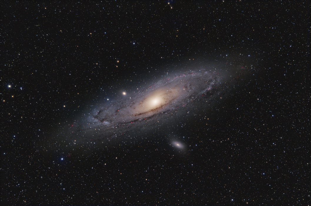 andromeda galaxy distance from - photo #40