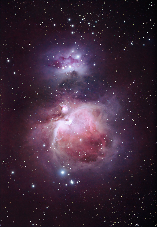 orion nebula and human brain - photo #44