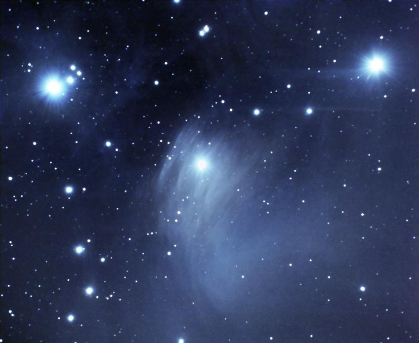 Merope and NGC 1435