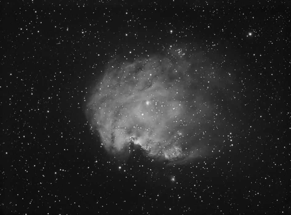 NGC 2174 in Hydrogen Alpha