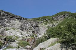 Tuckerman's Ravine base