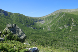 Tuckerman's Ravine along Boottspur back to Pinkham Notch