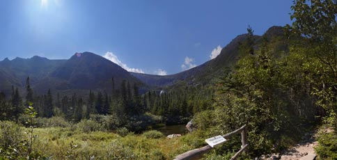 Tuckerman Panorama